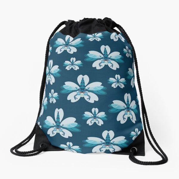 Dragonfly Drawstring Bag