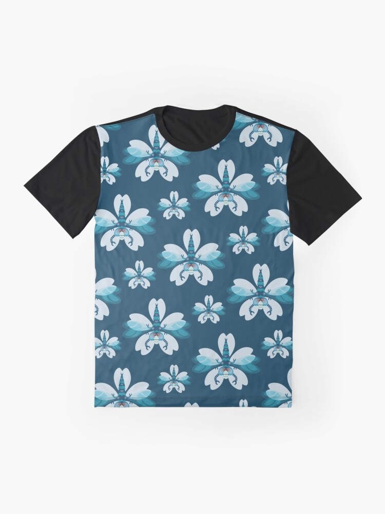 Alternate view of Dragonfly Graphic T-Shirt