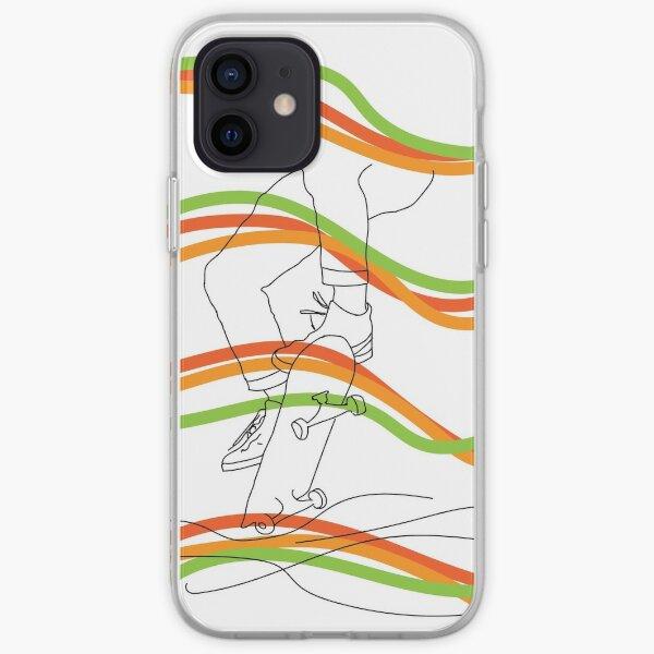 Skate Boarder iPhone Soft Case
