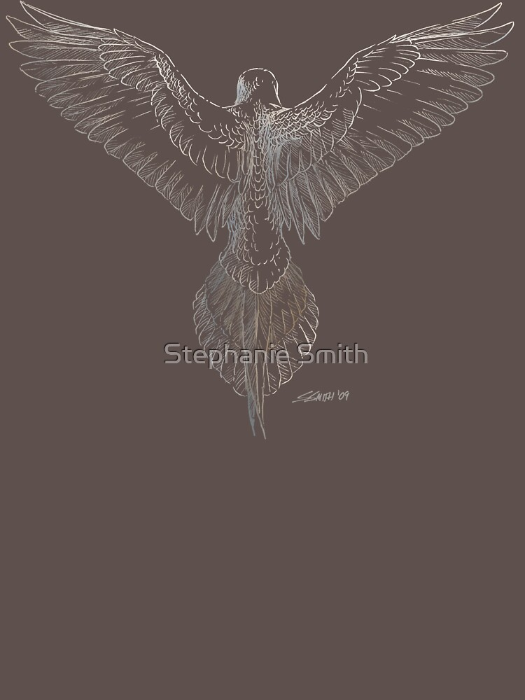 Mourning Dove (dark shirts) by stephsmith