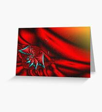 Dragons of Dawn Greeting Card