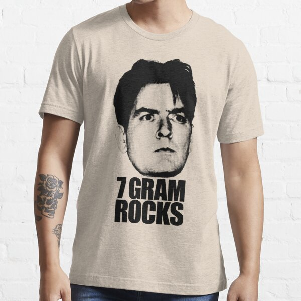 7 Gram Rocks Essential T-Shirt
