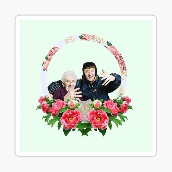 Steves and Nan Sticker