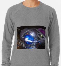 Blue dj set Lightweight Sweatshirt
