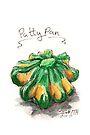 Pattypan Squash by Stephanie Smith