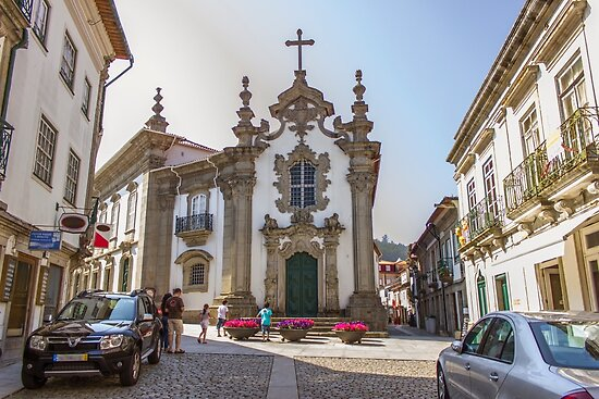 Capela das Malheiras by João Figueiredo