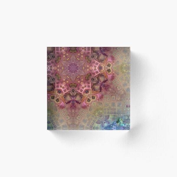 Crystalline Reflections 6 Acrylic Block