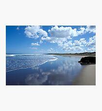 Port Waikato Photographic Print