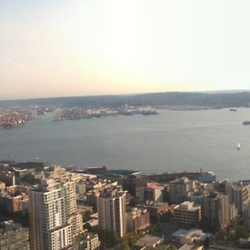 Seattle Panorama by EliminatorZigma