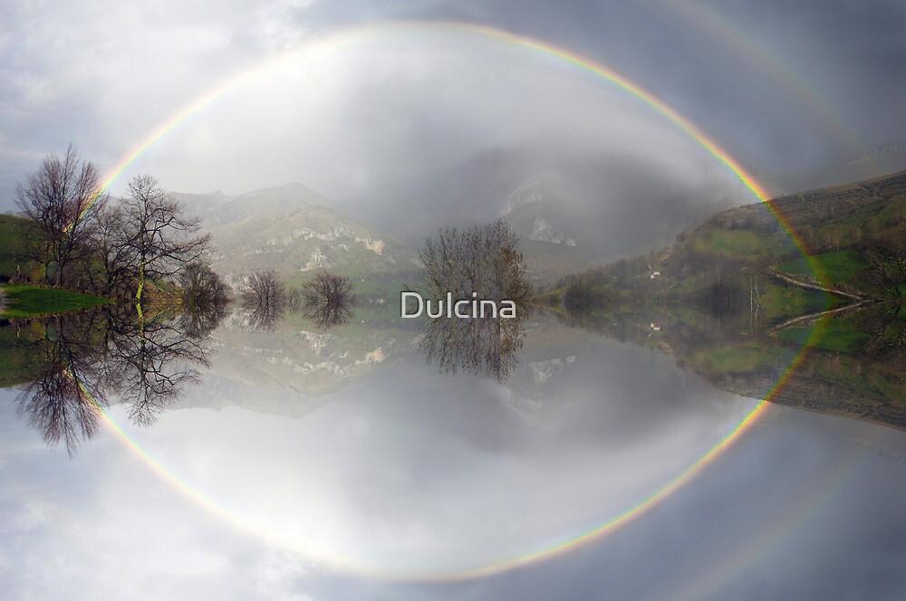 Double rainbow by Dulcina