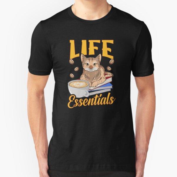 Cats and Sleep Mens Tank Top Life Essentials Pizza