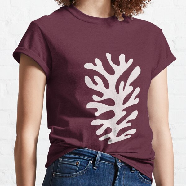 Matisse Leaves Cut Out #5 Classic T-Shirt