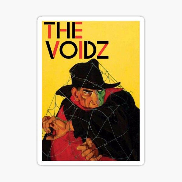The Voidz Glossy Sticker
