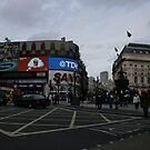 Piccadilly circus by Profo Folia