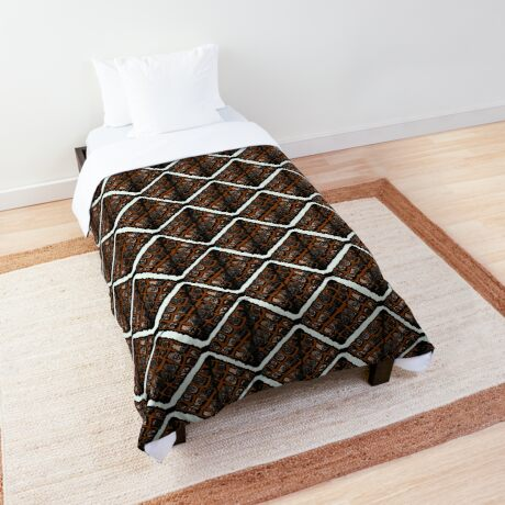 Mapipi and coconut jelly  Comforter