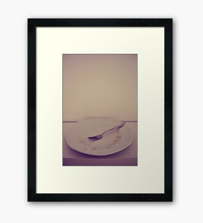 Delicious... Framed Print
