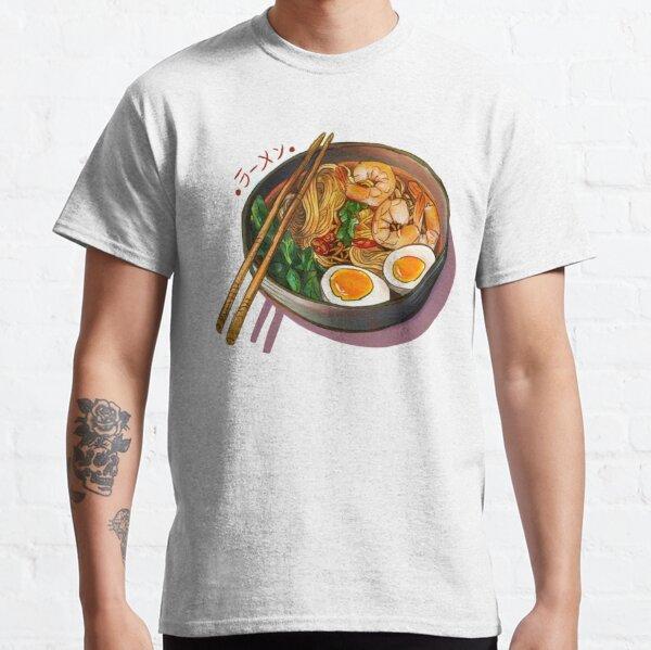 Japanses Ramen Noodles Bowl Classic T-Shirt