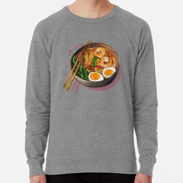 Japanses Ramen Noodles Bowl Lightweight Sweatshirt