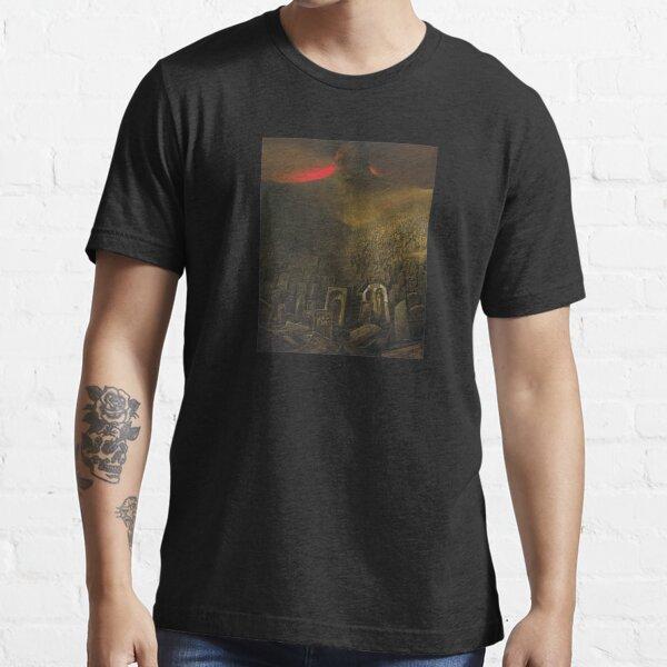 Zdzislaw Beksinski Bez tytulu surrealist art shirt Essential T-Shirt