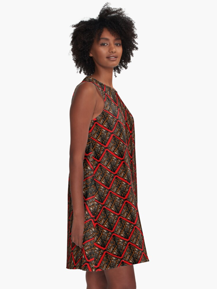 Alternate view of Mapipi N Sorrel A-Line Dress