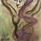 The Birth of Venus by C Rodriguez
