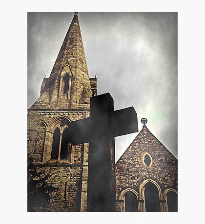 Kneel Photographic Print