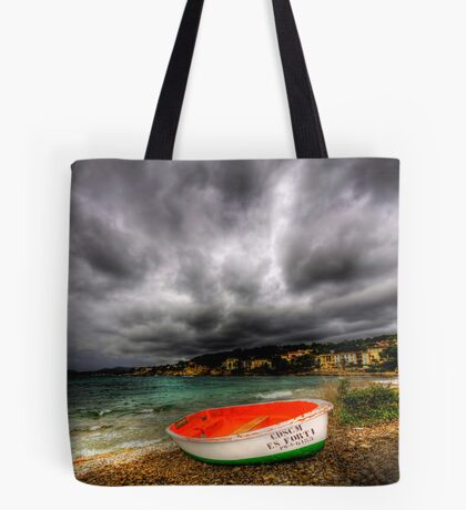 Little Row Boat Tote Bag