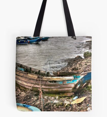 No More Sailing Tote Bag