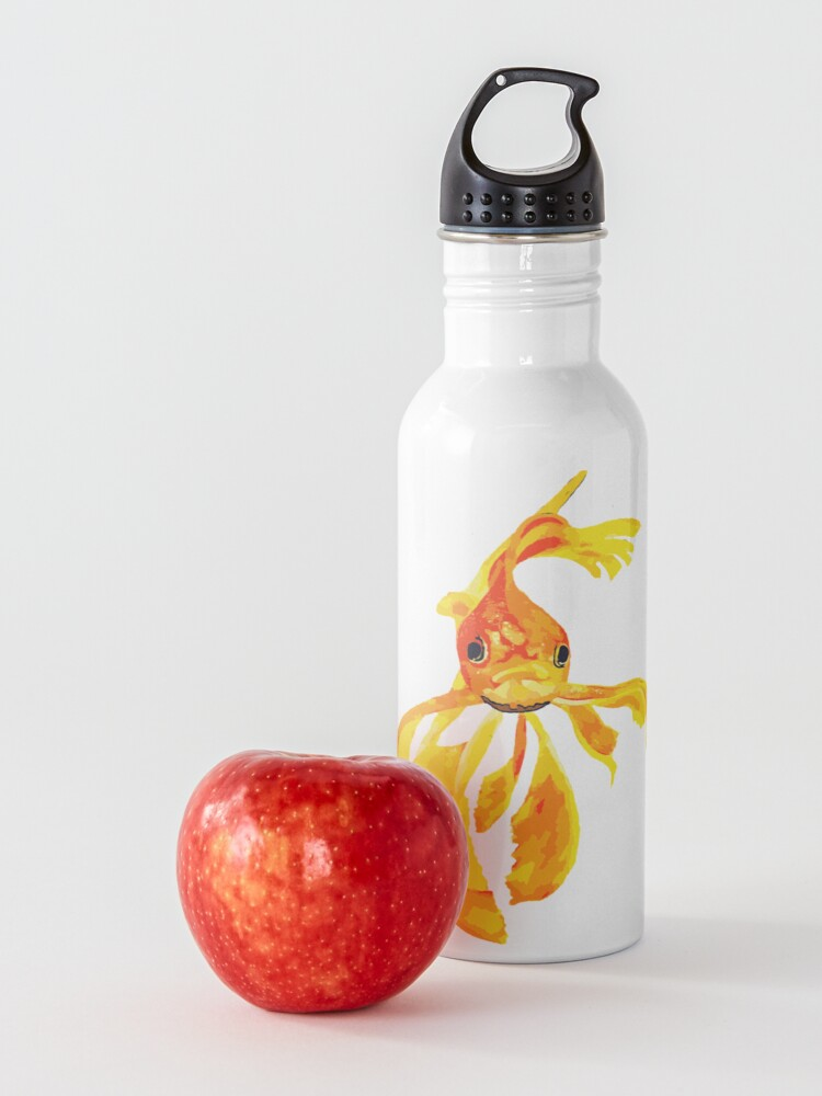 Alternate view of Cute Fantail Goldfish Water Bottle
