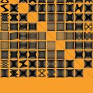 Lissajous VII by Rupert Russell