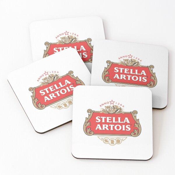 stella artois merch Coasters (Set of 4)
