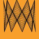 Lissajous X by Rupert Russell