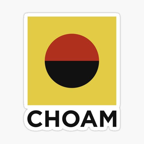 DUNE CHOAM Corporation Sticker