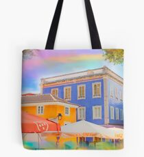 Sintra colorized Tote Bag