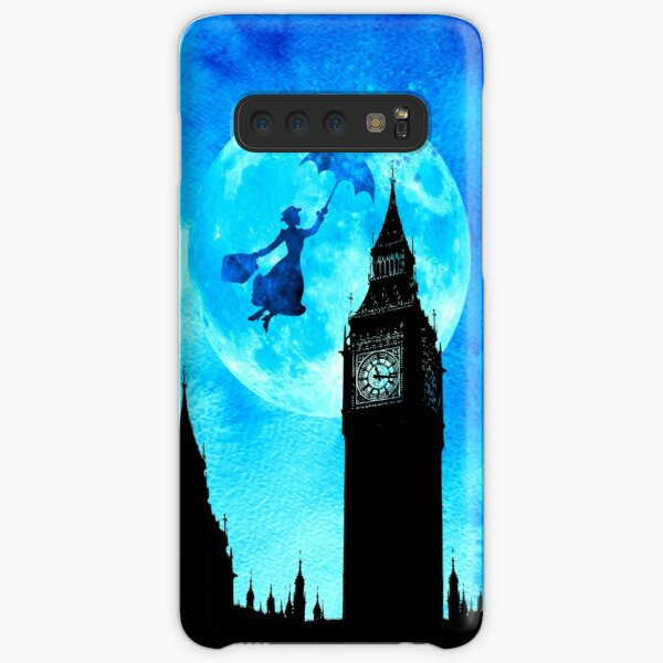 Magical Watercolor Night - Mary Poppins Samsung Galaxy Snap Case