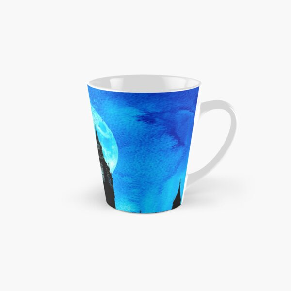 Magical Watercolor Night - Mary Poppins Tall Mug