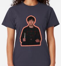Killer James - the end of the f***ing world season 2 Classic T-Shirt
