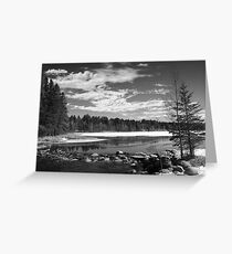Mississippi Beginings Greeting Card