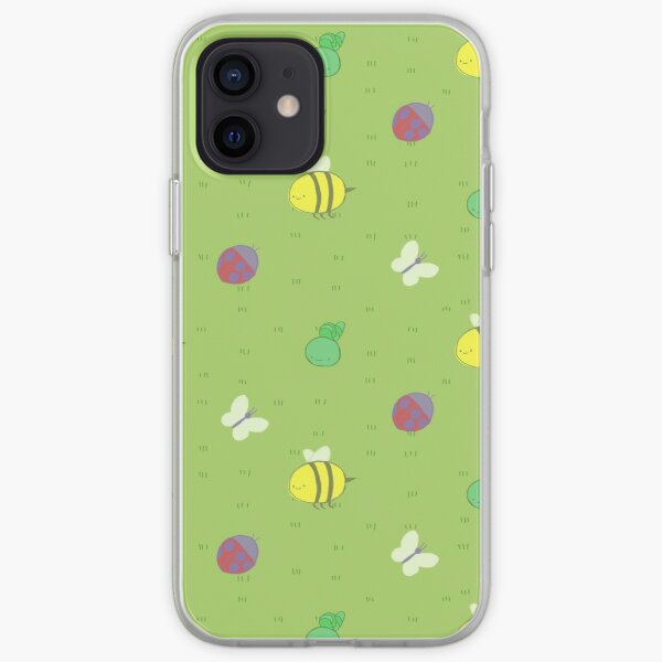Adventure Time™ end credits pattern iPhone Soft Case