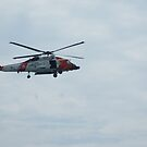 coast guard helicopter by rue2