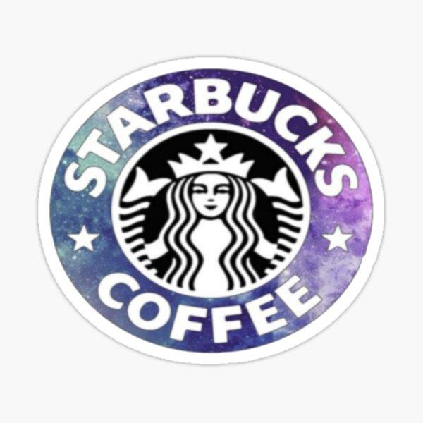 Starbucks Pegatina