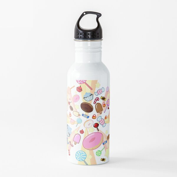 Burst of candy Water Bottle