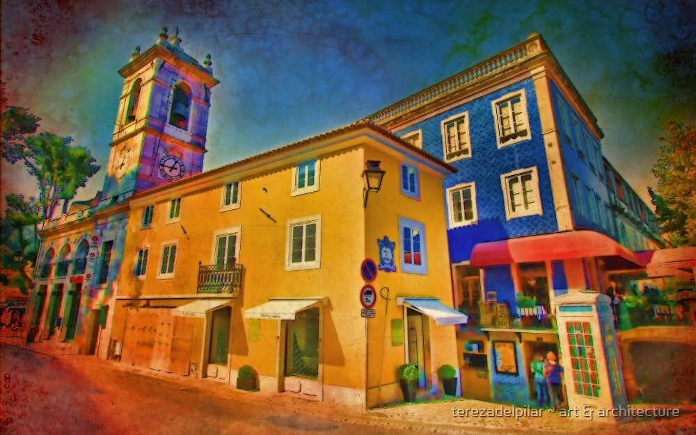 Sintra colours by terezadelpilar ~ art & architecture