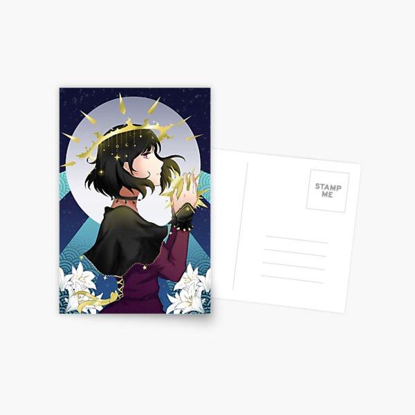 Star Queen Postcard