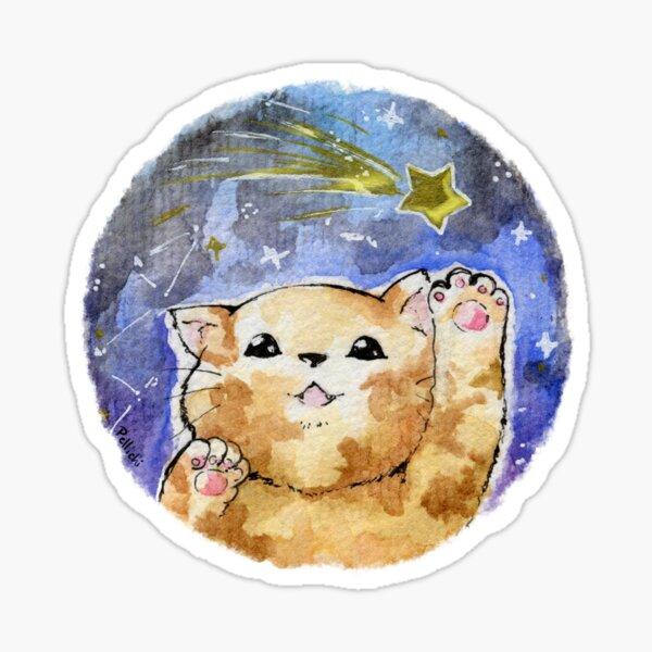 Starcat Sticker