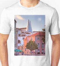 sintra sunset Unisex T-Shirt