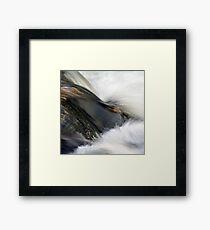 River Olona Framed Print