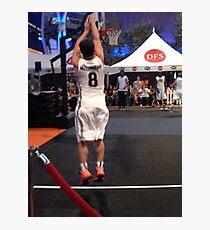 JHutch jump shot Photographic Print