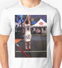 JHutch jump shot Unisex T-Shirt
