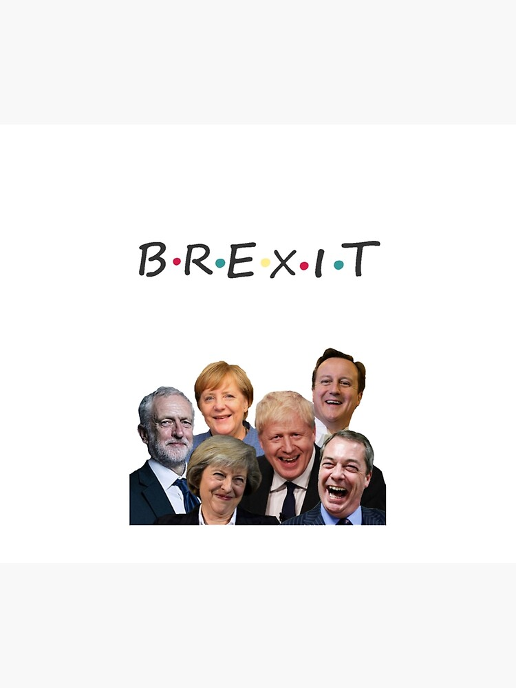 Brexit  Nigel farage and friends, general election 2019 by Optimisticink
